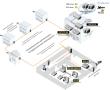 Служебная сеть предприятия на оборудовании Eltex